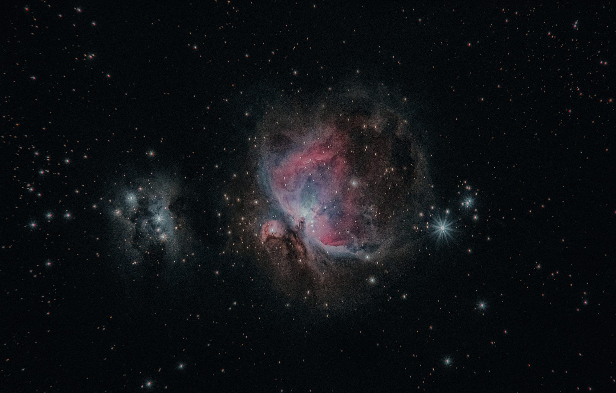 photo astrophotographie éléments célestes