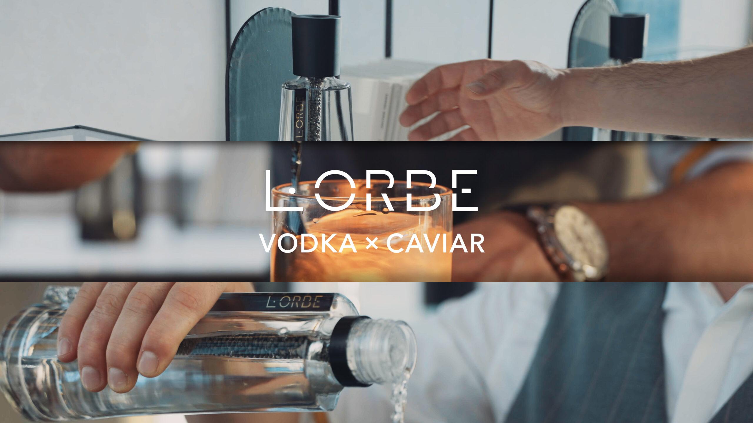 Vidéo Sony A7SIII L'orbe Vodka x Caviar